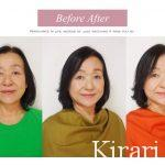 [Before&After]えっっ!60代ですか?見えません!