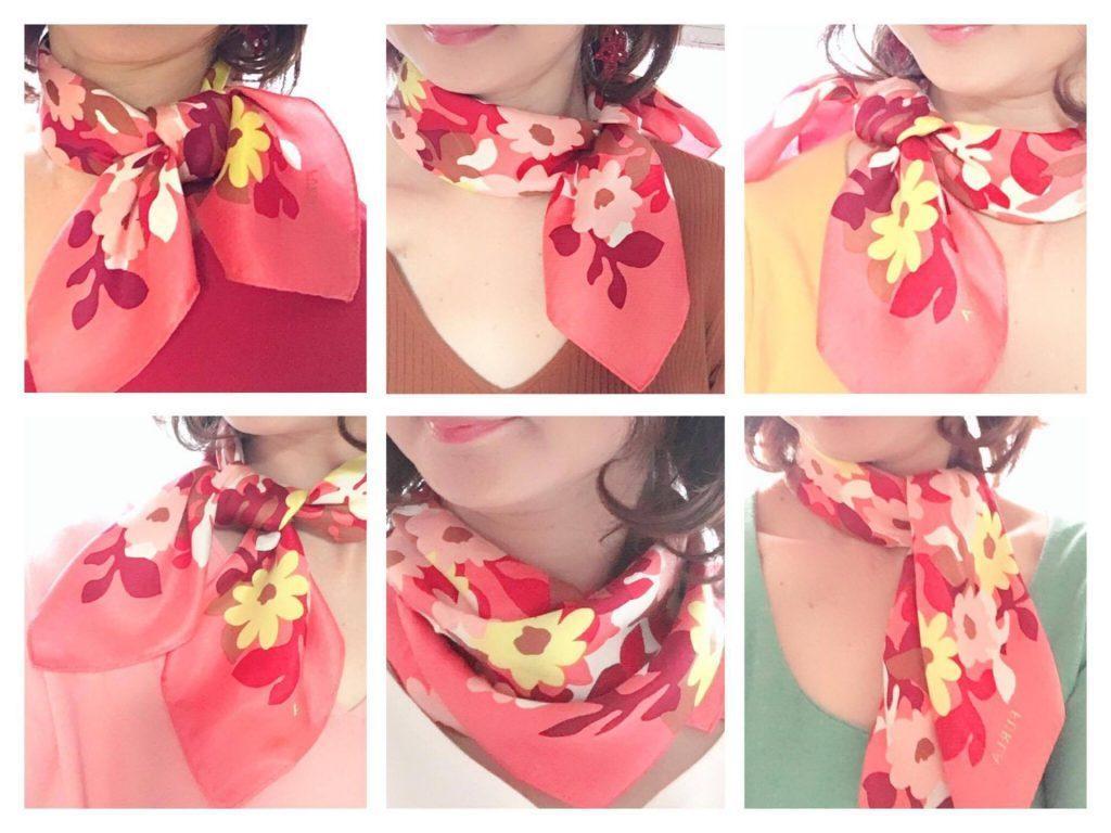 scarf-arrenge