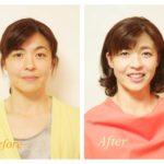 [Before&After]知りたい!自分に似合うカラーは?服は?メイクは?トータルプロデュース!