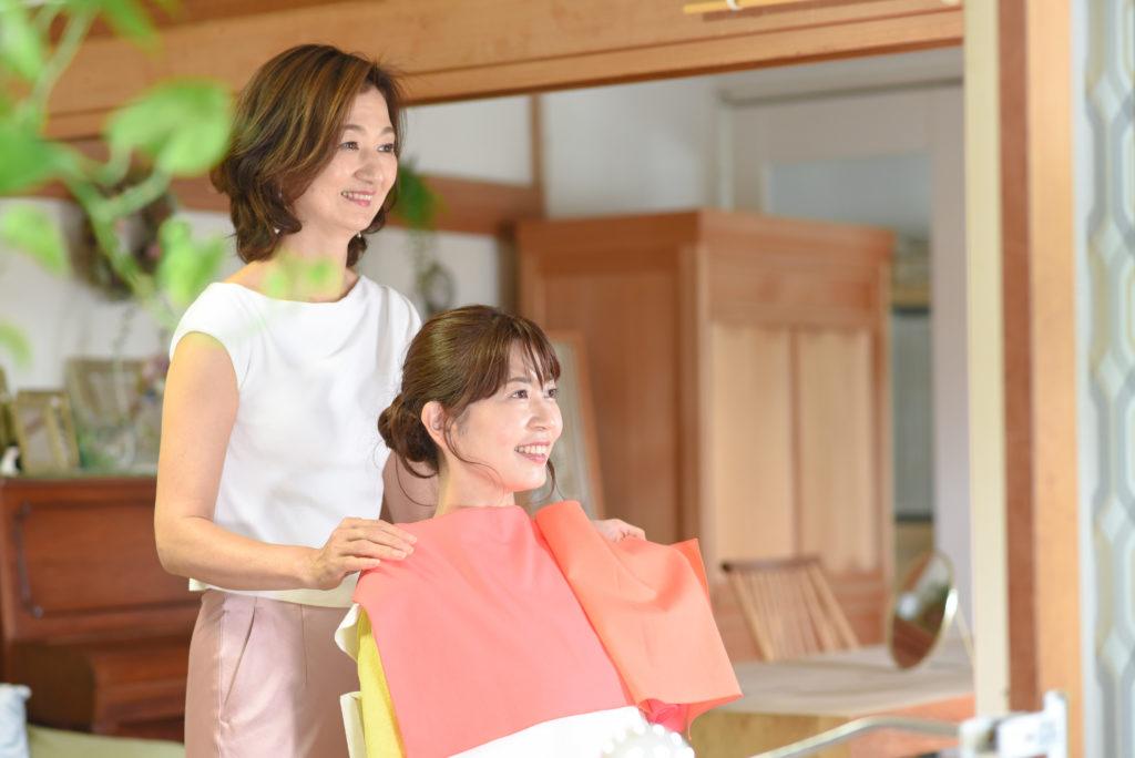 顔タイプ診断、パーソナルカラー診断、骨格診断、メイクレッスンが受けられるサロンKIRARI東京東久留米